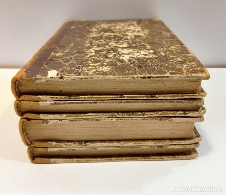 Libros antiguos: CURSO DE FILOSOFIA ELEMENTAL - D. JAIME BALMES. Madrid 1847 (4 tomos). LÓGICA.METAFISICA. ETICA. Hº - Foto 4 - 270914553