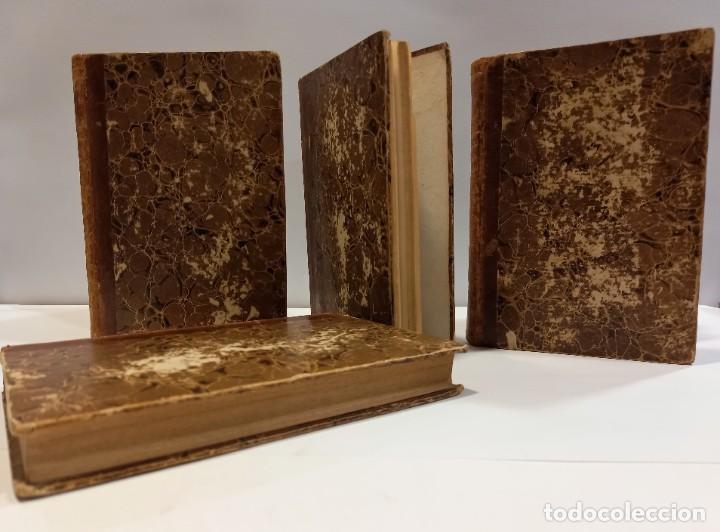 Libros antiguos: CURSO DE FILOSOFIA ELEMENTAL - D. JAIME BALMES. Madrid 1847 (4 tomos). LÓGICA.METAFISICA. ETICA. Hº - Foto 6 - 270914553