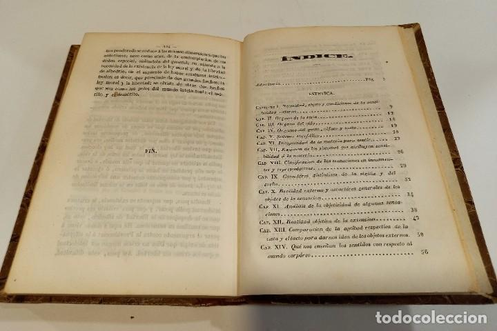 Libros antiguos: CURSO DE FILOSOFIA ELEMENTAL - D. JAIME BALMES. Madrid 1847 (4 tomos). LÓGICA.METAFISICA. ETICA. Hº - Foto 14 - 270914553