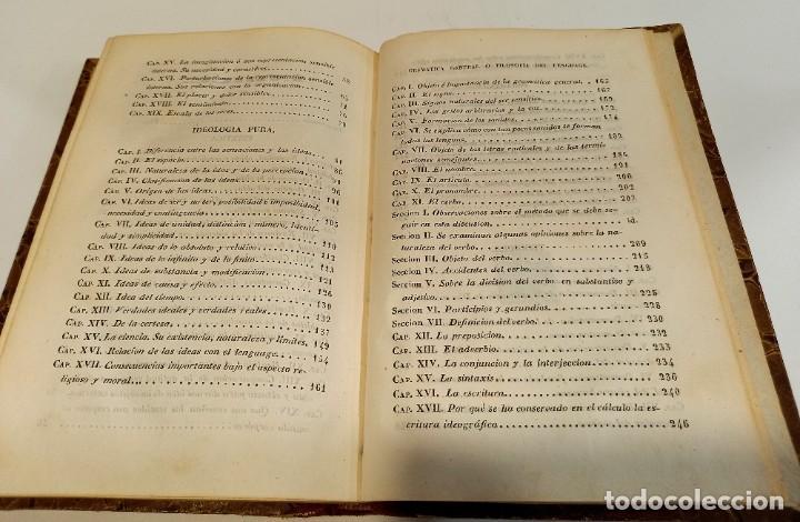 Libros antiguos: CURSO DE FILOSOFIA ELEMENTAL - D. JAIME BALMES. Madrid 1847 (4 tomos). LÓGICA.METAFISICA. ETICA. Hº - Foto 15 - 270914553