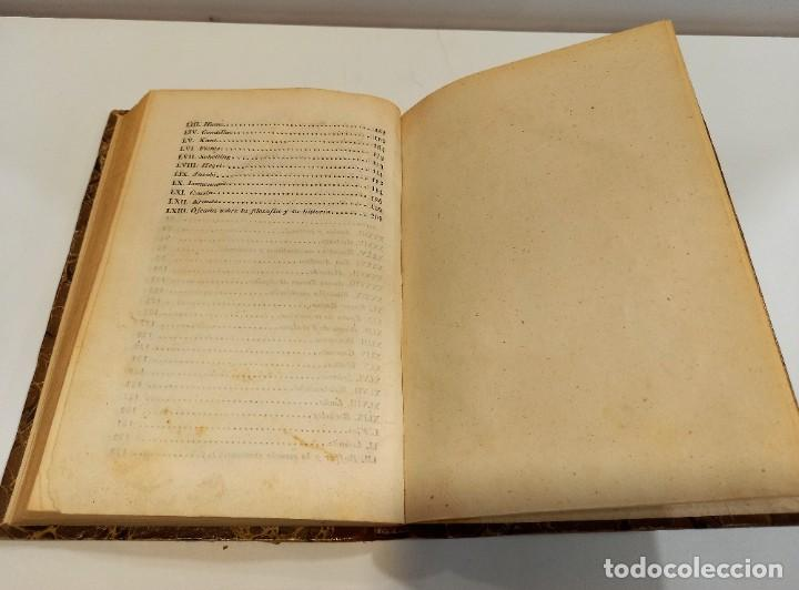 Libros antiguos: CURSO DE FILOSOFIA ELEMENTAL - D. JAIME BALMES. Madrid 1847 (4 tomos). LÓGICA.METAFISICA. ETICA. Hº - Foto 25 - 270914553
