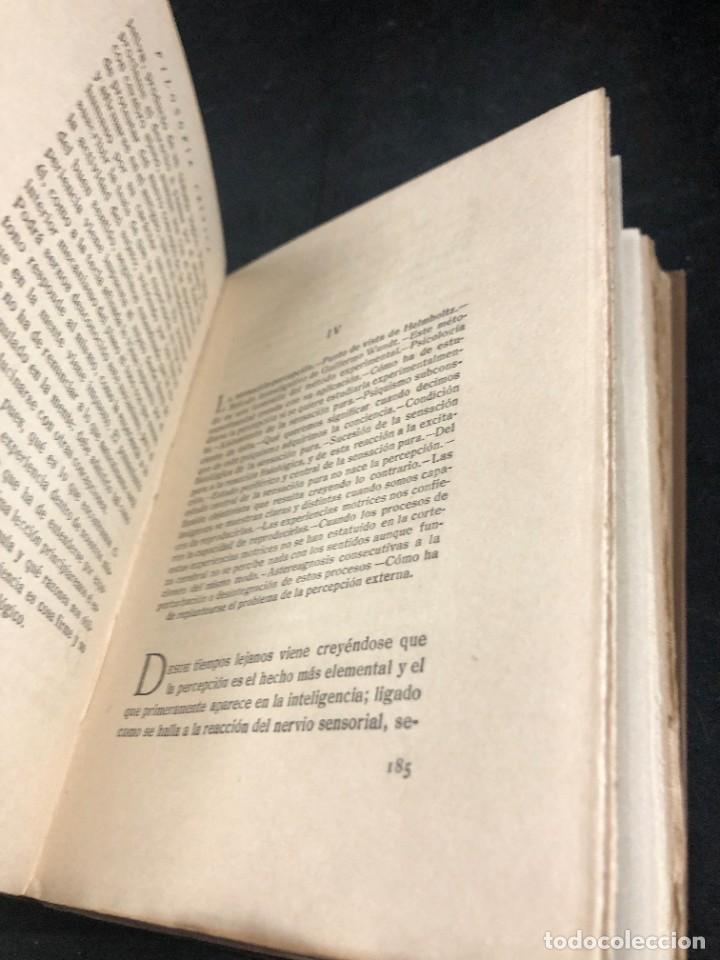 Libros antiguos: FILOSOFIA CRITICA. Dr. R. TURRO. PRIMERA EDICION CASTELLANA 1919 - Foto 6 - 270931483