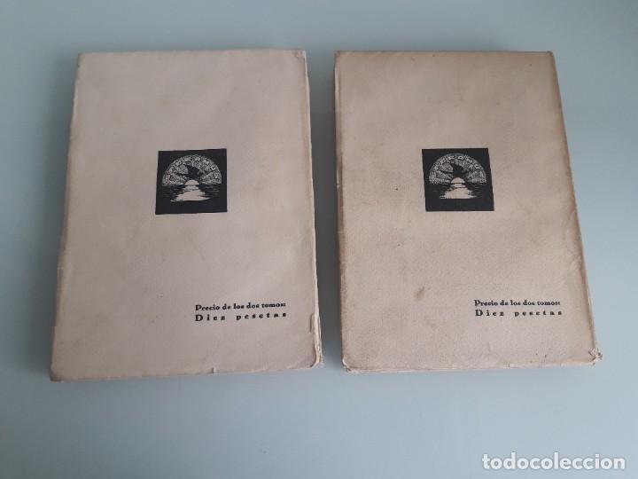 Libros antiguos: SUGERENCIAS FILOSÓFICO-LITERARIAS - VICENTE GAR-MAR - PRIMERA EDICIÓN 1932 - 2 TOMOS - Foto 2 - 270934298