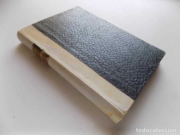 LIBRERIA GHOTICA. EDICIÓN LUJOSA EN PERGAMINO DE LOS PENSAMIENTOS DE PASCAL. LOS PROVINCIALES.1930 (Libros Antiguos, Raros y Curiosos - Pensamiento - Filosofía)
