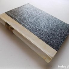Libros antiguos: LIBRERIA GHOTICA. EDICIÓN LUJOSA EN PERGAMINO DE LOS PENSAMIENTOS DE PASCAL. LOS PROVINCIALES.1930. Lote 276370528