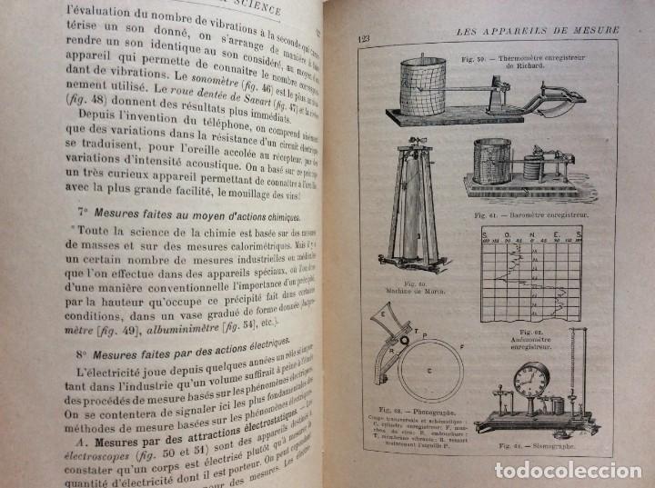 Libros antiguos: La definition de la science : entretiens philosophiques. Félix Le Dantec, 1908. 1.ª edición. - Foto 10 - 276435773