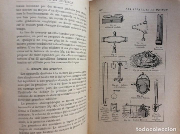 Libros antiguos: La definition de la science : entretiens philosophiques. Félix Le Dantec, 1908. 1.ª edición. - Foto 13 - 276435773
