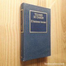 Libros antiguos: EL FENOMENO HUMANO - TEILHARD CHARDIN. Lote 277495998