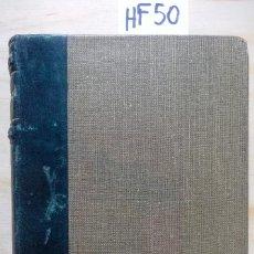 Libros antiguos: EUDEMONOLOGÍA. PARERGA Y PARALIPOMENA. AFORISMOS SOBRE LA SABIDURÍA DE LA VIDA. VERSIÓN CASTELLANA D. Lote 277525773
