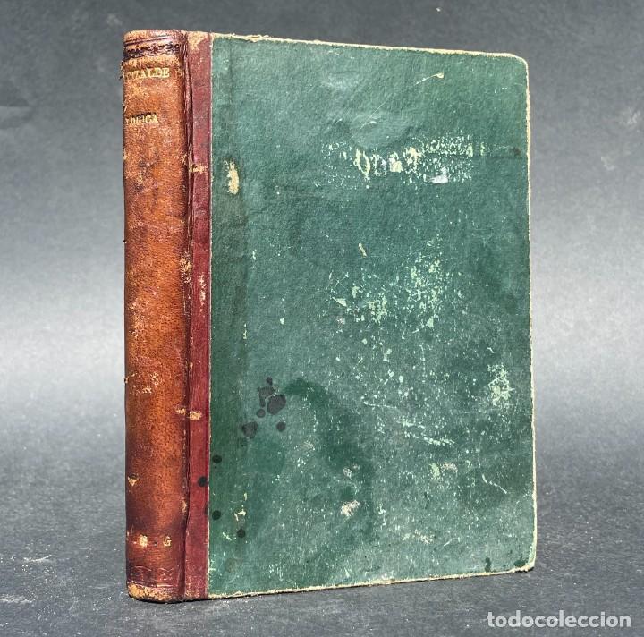 1892 - CURSO DE FILOSOFIA - LÓGICA - FILOSOFIA SUBJETIVA - LUIS MARIA ELEIZALDE (Libros Antiguos, Raros y Curiosos - Pensamiento - Filosofía)