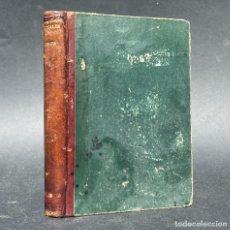 Libros antiguos: 1892 - CURSO DE FILOSOFIA - LÓGICA - FILOSOFIA SUBJETIVA - LUIS MARIA ELEIZALDE. Lote 278265793