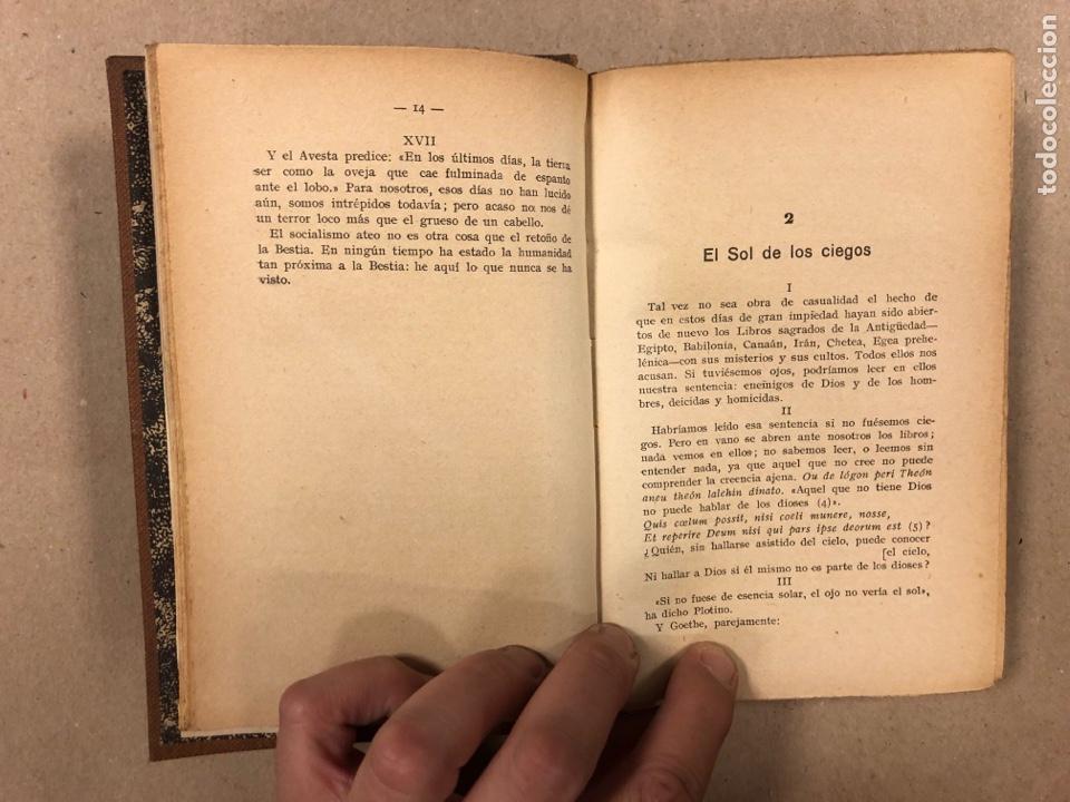 Libros antiguos: LOS MISTERIOS DEL ORIENTE (EGIPTO - BABILONIA). DMITRY METEJKOVSKY. ESPASA CALPE 1929. - Foto 5 - 281918508