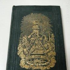 Libros antiguos: EL CAMINO DE LA FORTUNA O LA PIEDRA FILOSOFAL FRANKLIN AÑO 1878. Lote 285131998