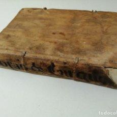 Libros antiguos: LAS OBRAS DE PUBLIO VIRGILIO MARON EN CASTELLANO AÑO 1698. Lote 285153278