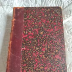 Libros antiguos: MELANGES JEAN JACQUES ROUSSEAU 1829 OUVRES COMPLETES. Lote 288183883