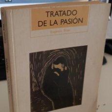 Libros antiguos: TRATADO DE LA PASIÓN - TRIAS, EUGENIO. Lote 288480963