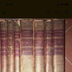 Libros antiguos: M. TULLII CICERONIS OPERA OMNIA IN USUM SERENIS.. Lote 289513998