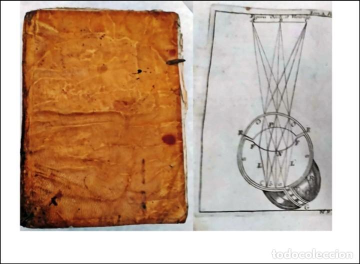 AÑO 1762: FILOSOFÍA TOMÍSTICA. MADRID. RARO LIBRO DEL SIGLO XVIII. PERGAMINO (Libros Antiguos, Raros y Curiosos - Pensamiento - Filosofía)
