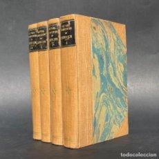 Libros antiguos: SIGLO XIX - OEUVRES COMPLETES DE SENEQUE - OBRAS DE SENECA - FILOSOFIA. Lote 297242948