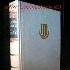 Libros antiguos: GEOGRAFIA ECONOMICA DE CATALUÑA, POR FRANCISCO CORTADA REUS. Lote 26800171