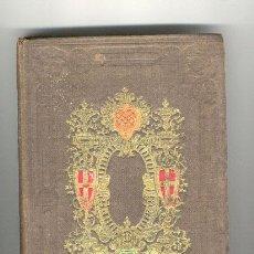 Libros antiguos: LIBRO ANTIGUO DE GEOGRAFÍA UNIVERSAL Y VIAJES 1857. Lote 26131849