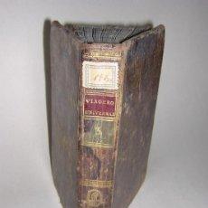 Libros antiguos: 1795 - EL VIAGERO UNIVERSAL - SUEZ, MAR ROJO, BENGALA, CEYLAN, MALDIVAS - VILLALPANDO. Lote 27508230