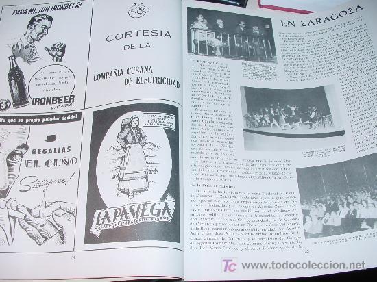 Libros antiguos: REVISTA DE VIAJES, MADRID, TOLEDO, SEGOVIA, AVILA, PALENCIA, ASTURRIAS, ANADALUCIA... - Foto 3 - 26602660