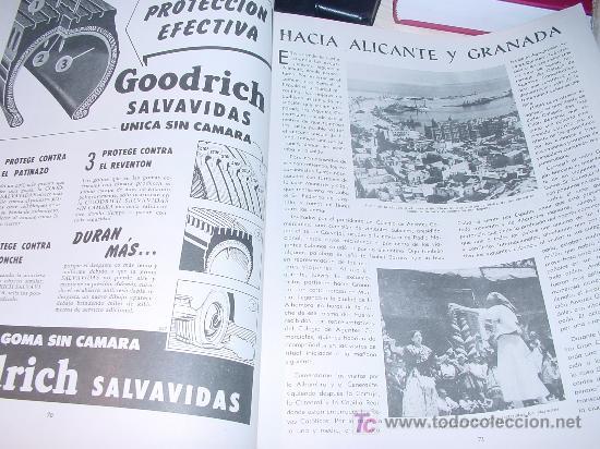 Libros antiguos: REVISTA DE VIAJES, MADRID, TOLEDO, SEGOVIA, AVILA, PALENCIA, ASTURRIAS, ANADALUCIA... - Foto 4 - 26602660