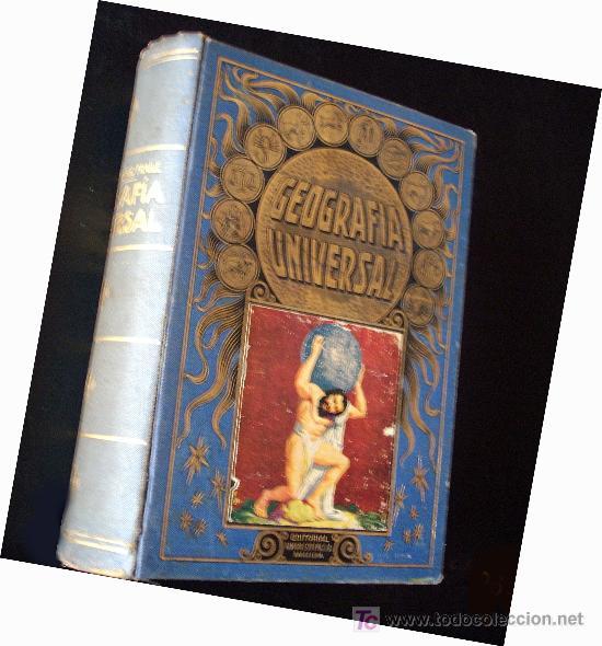 LIBRO ANTIGUO. GEOGRAFIA UNIVERSAL. R. SOPENA 1934. . 960 PAG. ENVIO 8 EUROS (Libros Antiguos, Raros y Curiosos - Geografía y Viajes)