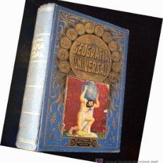 Libros antiguos: LIBRO ANTIGUO. GEOGRAFIA UNIVERSAL. R. SOPENA 1934. . 960 PAG. ENVIO 8 EUROS. Lote 26932144
