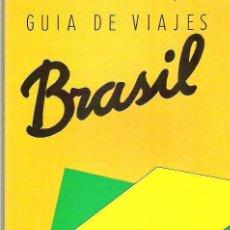 Libros antiguos: GUIA DE VIAJES DE BRASIL *** PLAZA & JANES 65 PAGINAS. Lote 7829964