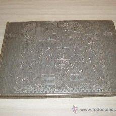 Libros antiguos: HESSEN 45 ANSICHTEN NACH DER NATUR AUFGENOMMEM,BEGLEITENDEWORTE VON WILHELM HOLZAMER 1910. Lote 11831330