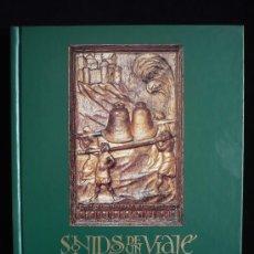 Libros antiguos: CAMINO DE SANTIAGO. SONIDO DE UN VIAJE MILENARIO. ED.POR PARADORES NACIONALES. 1ED.1997. Lote 195927941