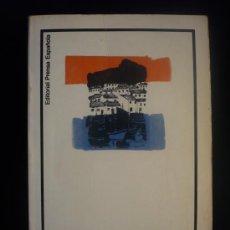 Libros antiguos: NUEVO VIAJE POR ESPAÑA. VICTOR DE LA SERNA.PROLOGO MARAÑON. PRENSA ESPAÑOLA. 1979 262 PAG. Lote 26210712