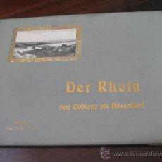 Libros antiguos: ALBUM ALEMAN DE FOTOS DE VIAJES AÑOS 30. Lote 25802575