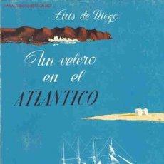 Libros antiguos: 1956: VIAJES POR EL ATLANTICO. Lote 26849354