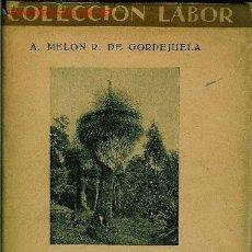 Libros antiguos: GEOGRAFIA DE AUSTRALIA Y NUEVA ZELANDA (COLECCION LABOR). Lote 27136995