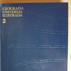 Libros antiguos: GEOGRAFIA UNIVERSAL ILUSTRADA, Nº 2, DE NOGUER RIZZOLI.. Lote 14473664