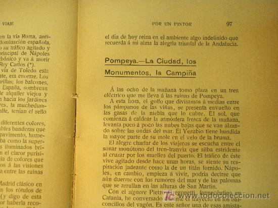 Libros antiguos: ITALIA IMPRESIONES DE VIAJE POR UN PINTOR ADELARDO CORVASI 1910 - Foto 7 - 26999718