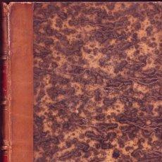 Libros antiguos: L'HOMME AMÉRICAIN (DE L'AMÉRIQUE MÉRIDIONALE), ALCIDE D'ORBIGNY, . Lote 26897264