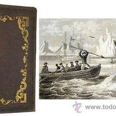Livros antigos: 1851 - LIVRE DE LA NATURE - 4 TOMOS - 15 LAMINAS - GRABADOS . Lote 17989616