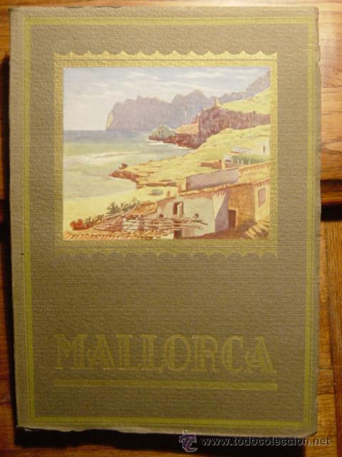 ALBUM MERAVELLA VOLUMEN VI AÑO 1936, MALLORCA (CROMOS) (Libros Antiguos, Raros y Curiosos - Geografía y Viajes)