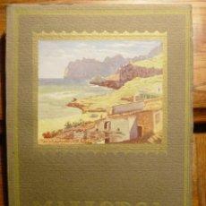 Libros antiguos: ALBUM MERAVELLA VOLUMEN VI AÑO 1936, MALLORCA (CROMOS). Lote 26847295