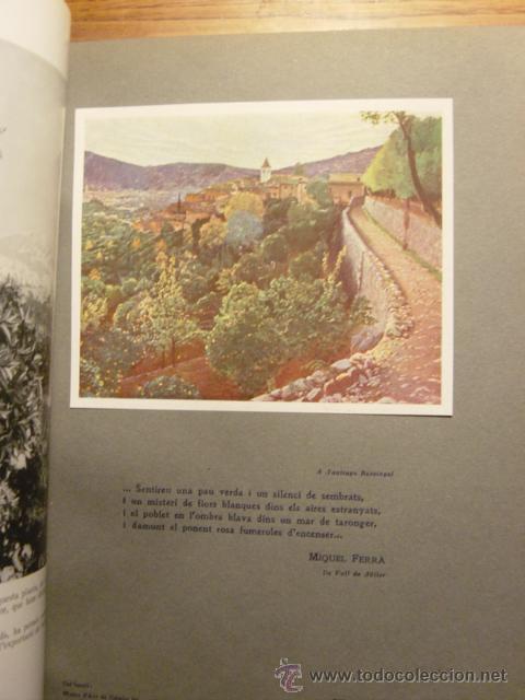 Libros antiguos: ALBUM MERAVELLA VOLUMEN VI AÑO 1936, MALLORCA (CROMOS) - Foto 6 - 26847295