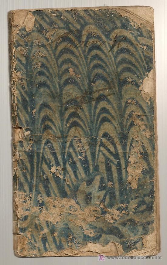 Libros antiguos: Diversion de ciudadanos...[ guia de Barcelona ] BCN : Teresa Nadal, 1789. 13,5x7,5cm. 74 p. - Foto 2 - 26894756