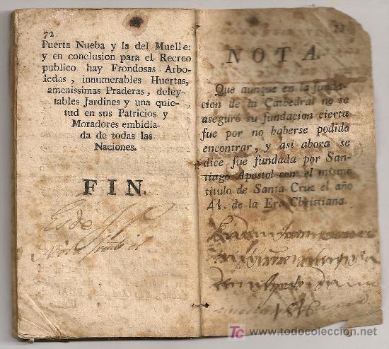 Libros antiguos: Diversion de ciudadanos...[ guia de Barcelona ] BCN : Teresa Nadal, 1789. 13,5x7,5cm. 74 p. - Foto 4 - 26894756