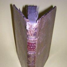 Libros antiguos: 1744 - BALTHAZAR LUIZ - LUGARES COMMUNS DE LETRAS HUMANAS - GEOGRAFIA. Lote 27586644
