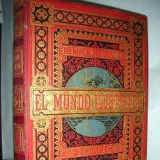 Libros antiguos: EL MUNDO ILUSTRADO, 1880,. Lote 26517252