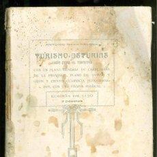Libros antiguos: TURISMO ASTURIAS. ANTONIO NAVA VALDES. EDICION DE LUJO. LUARCA. 1914.. Lote 120698802