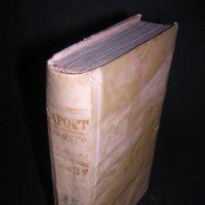 Libros antiguos: 1799 - EL VIAGERO UNIVERSAL - CANADA, IROQUESES, VIDA DE LOS TRAFICANTES DE SALVAJES. Lote 27376413